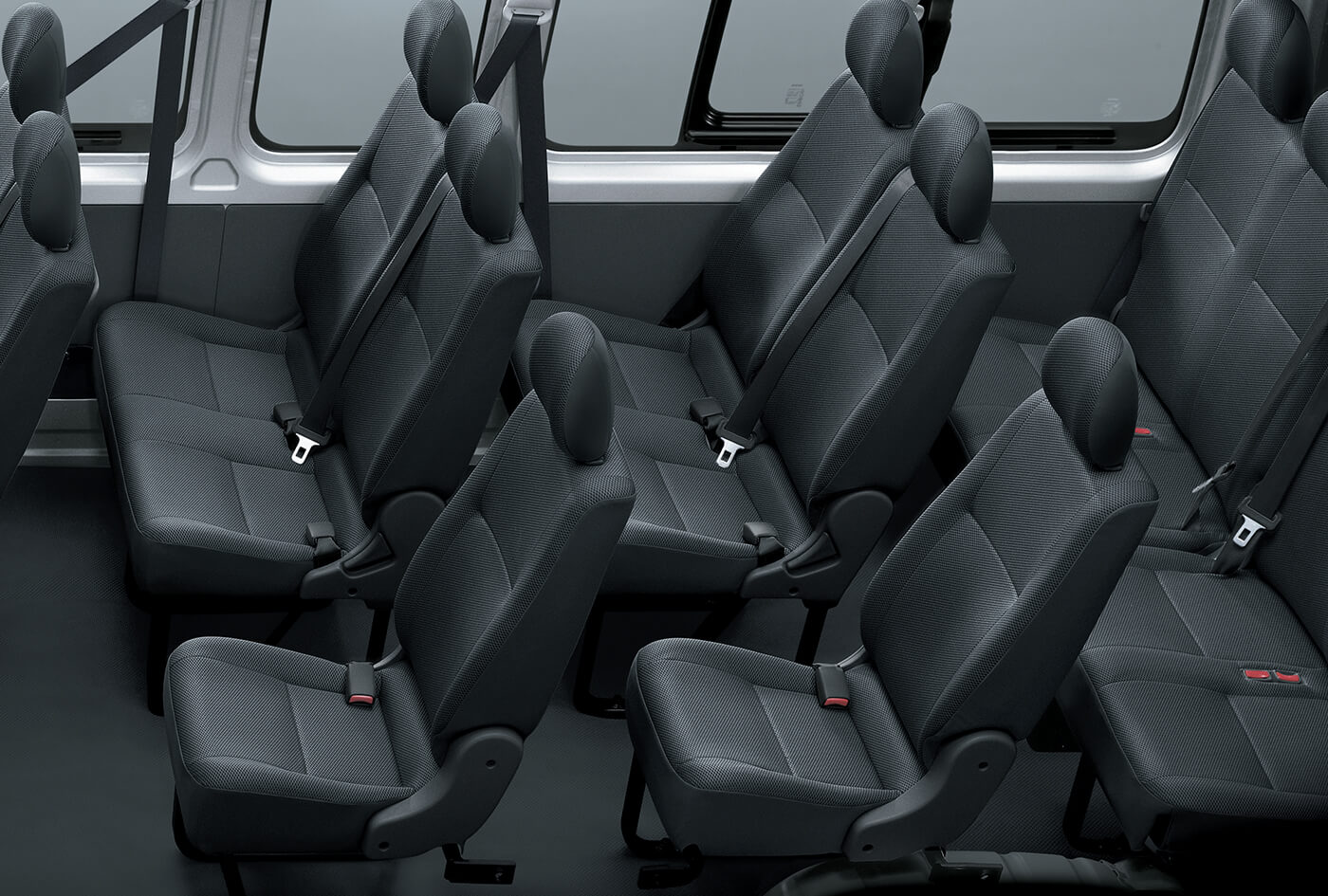 Toyota Hiace | Toyota Society Motors | Models & Prices